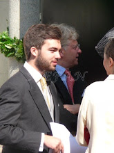 Photo: Prince Peter zu Sayn-Wittgenstein-Sayn, youngest brother of the groom