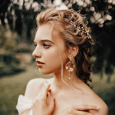 Wedding photographer Evgeniya Voloshina (EvgeniaVol). Photo of 20.10.2017
