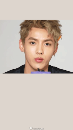 EXO Kris LiveWallpaper1