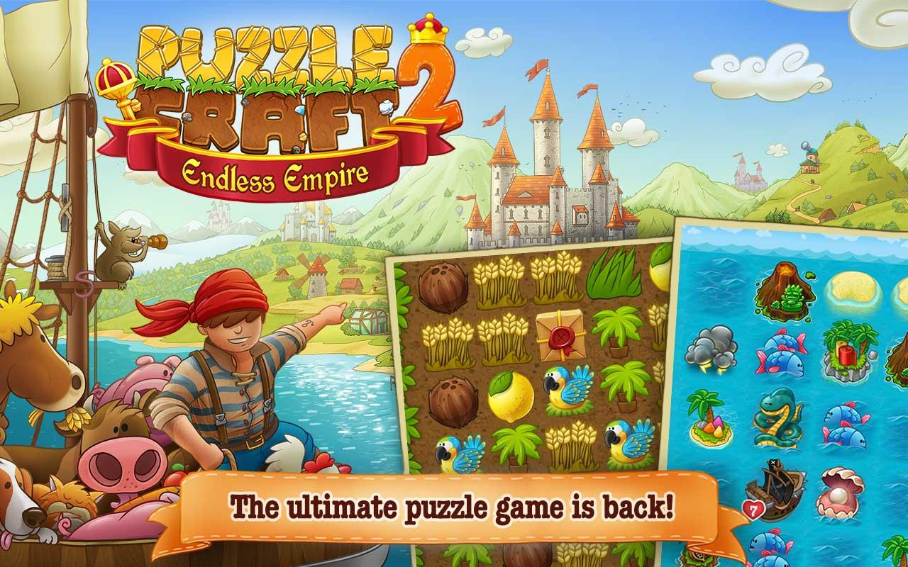 Puzzle Craft 2- screenshot