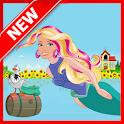 Mermaid Jumping : Girly Games icon