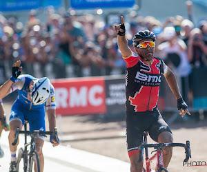 9 april 2017: Greg Van Avermaet wint zijn eerste monument, laatste koers van Tom Boonen