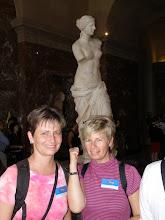 Photo: Cestou k Móně jsme se museli podívat i sem (Venuše Milétská - Musée du Louvre)