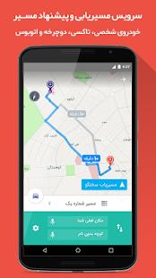Mashhad Map - náhled