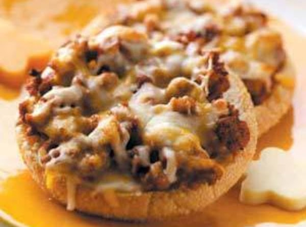Sausage And Cheese Breakfast Snacks Recipe
