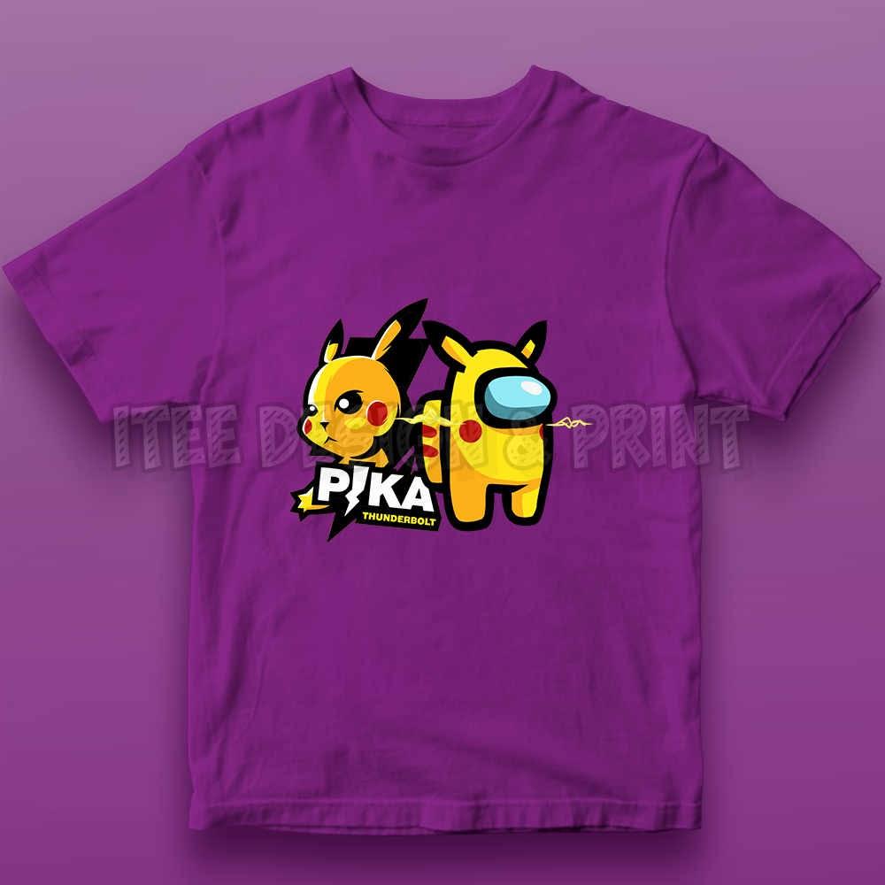 Pikachu Among Us Impostor 16