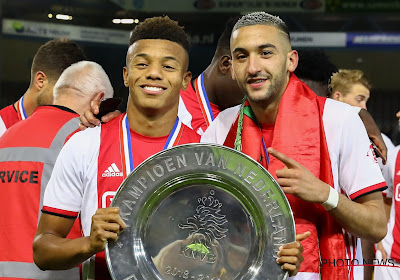 David Neres zou nog zeker één jaar bij Ajax blijven