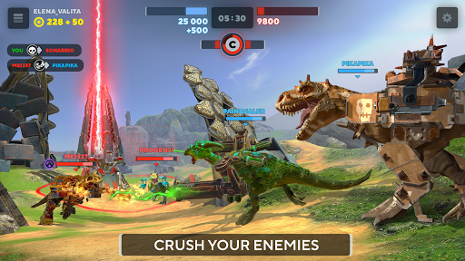 Dino Squad: TPS Dinosaur Shooter modavailable screenshots 7
