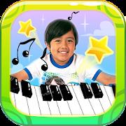 Piano Ryan Toys Tiles Game