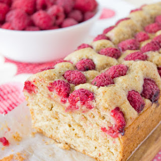 Raspberry Lemon Loaf Cake Recipe