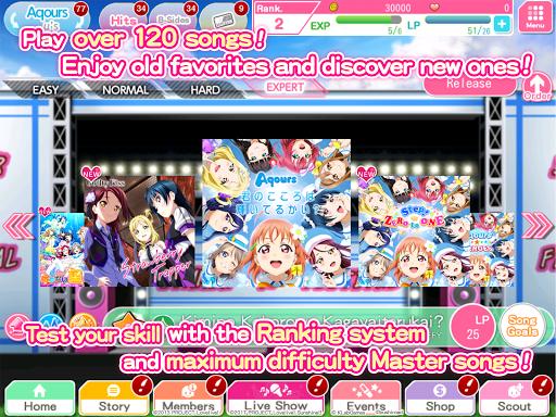 Love Live! School idol festival- Music Rhythm Game screenshot 10