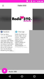 Radio 890- screenshot thumbnail