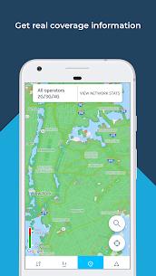 OpenSignal – 3G, 4G & 5G Signal & WiFi Speed Test apk download 5
