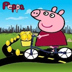 Peppa Pig Adventure Run Icon