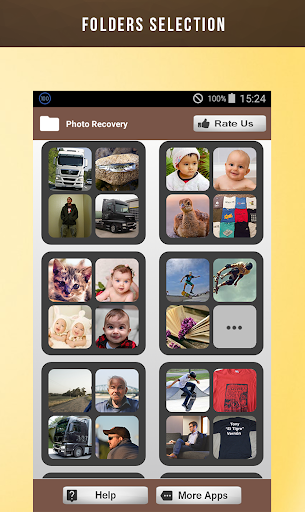 Deleted Photo Recovery 1.0.5 screenshots 2