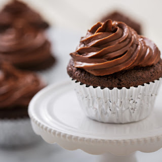 Rich Chocolate Cupcakes