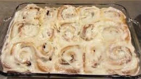 Brenda's Perfect Cinnamon Rolls!! Recipe