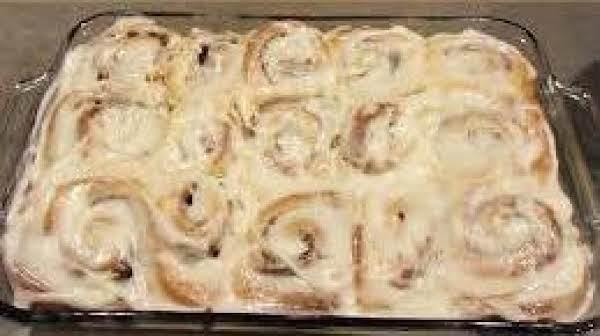 Brenda's Perfect Cinnamon Rolls!!