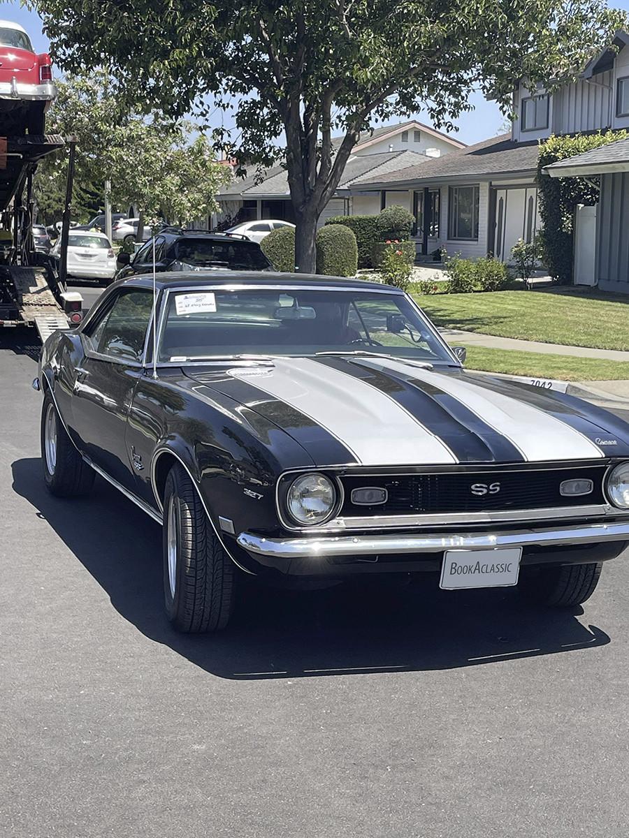 Chevrolet Camaro Ss Hire Huntington Beach