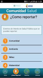 Comunidad Salud - náhled