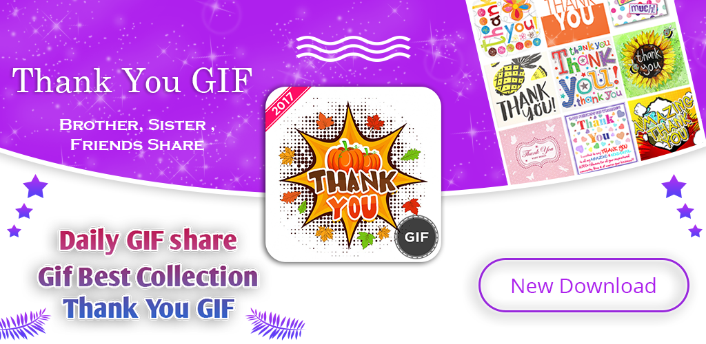 Download Thank You GIF APK latest version app for android