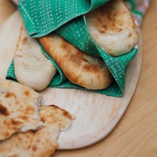 Homemade Naan Bread Recipe