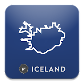 Iceland Road Trip with Map