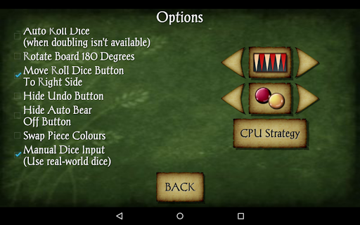 Backgammon Free screenshot 20