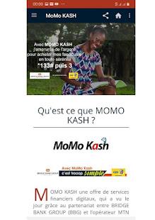 Download MoMo KASH : Epargner et Emprunter For PC Windows and Mac apk screenshot 3