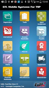 GTL Mobile System for TSP - náhled