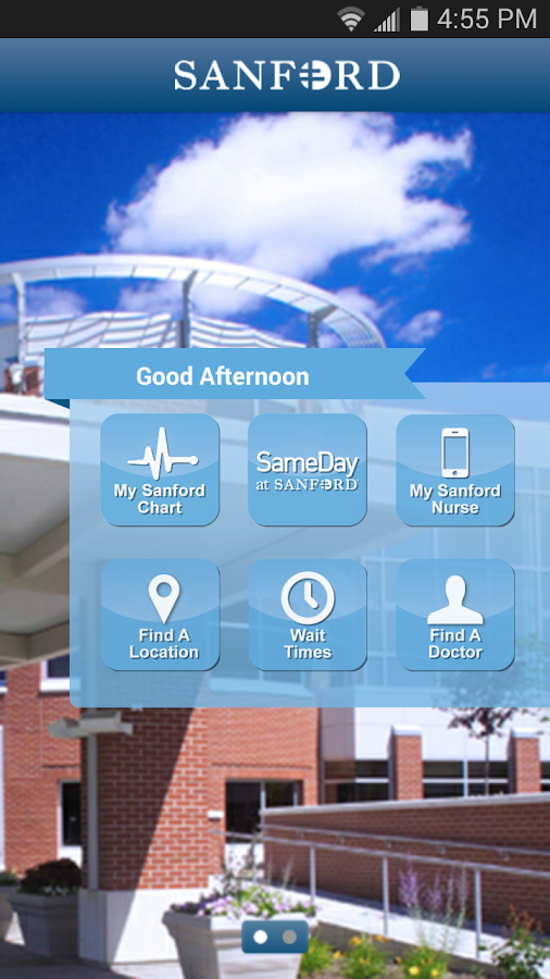 Sanford - screenshot