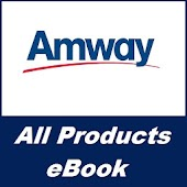 Amway All Products - eBook