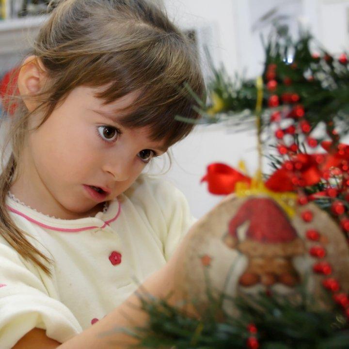 Fare l'albero di Natale di Miky