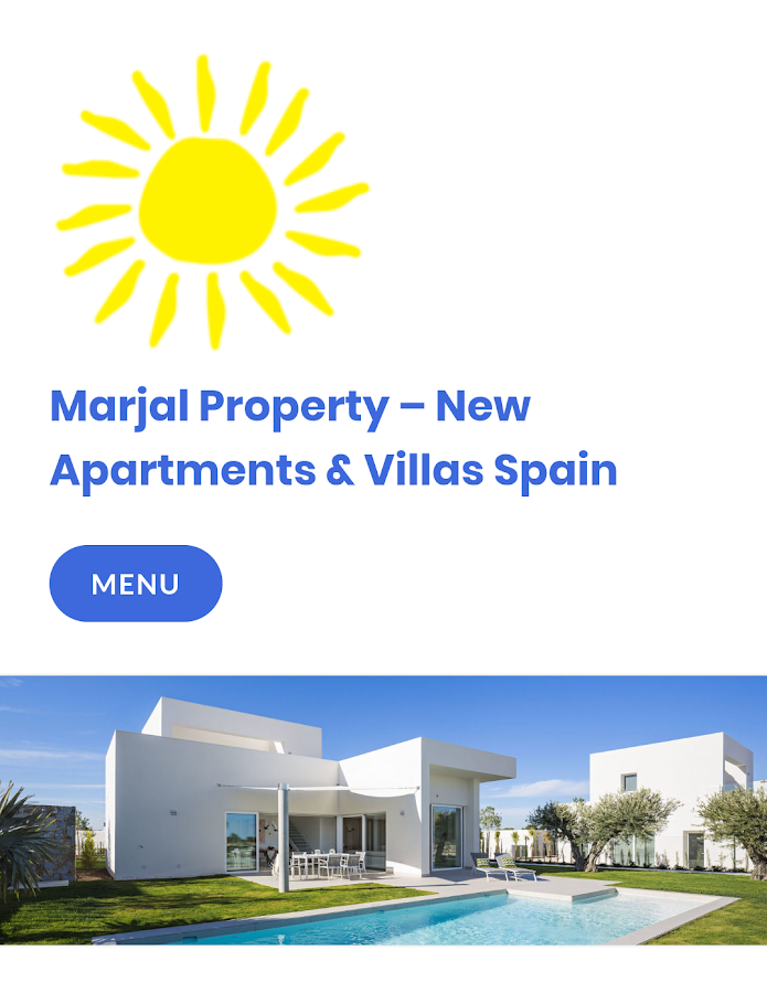 Marjal Property Spain- screenshot