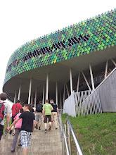 Photo: Pra quem ainda não notou, sim, isso é um estádio de futebol :-D  For those that have not noticed it yet, yes, that is a football stadium :-D