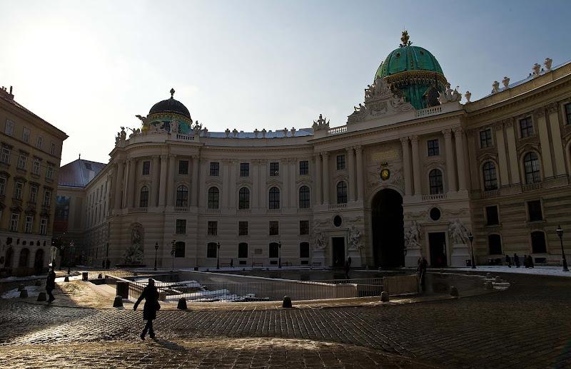 Photo: Vienna - MIchaelerplatz