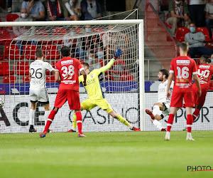 Verdediger Junior Pius schenkt Antwerp puntje tegen Eupen met twee doelpunten