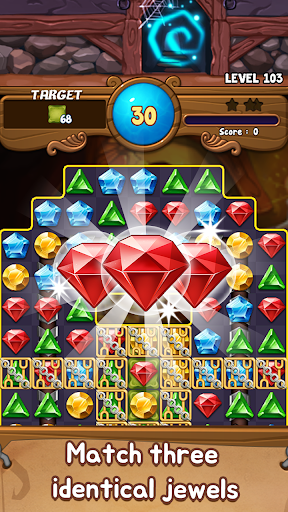 Jewels Time : Endless match 2.3.2 screenshots 7