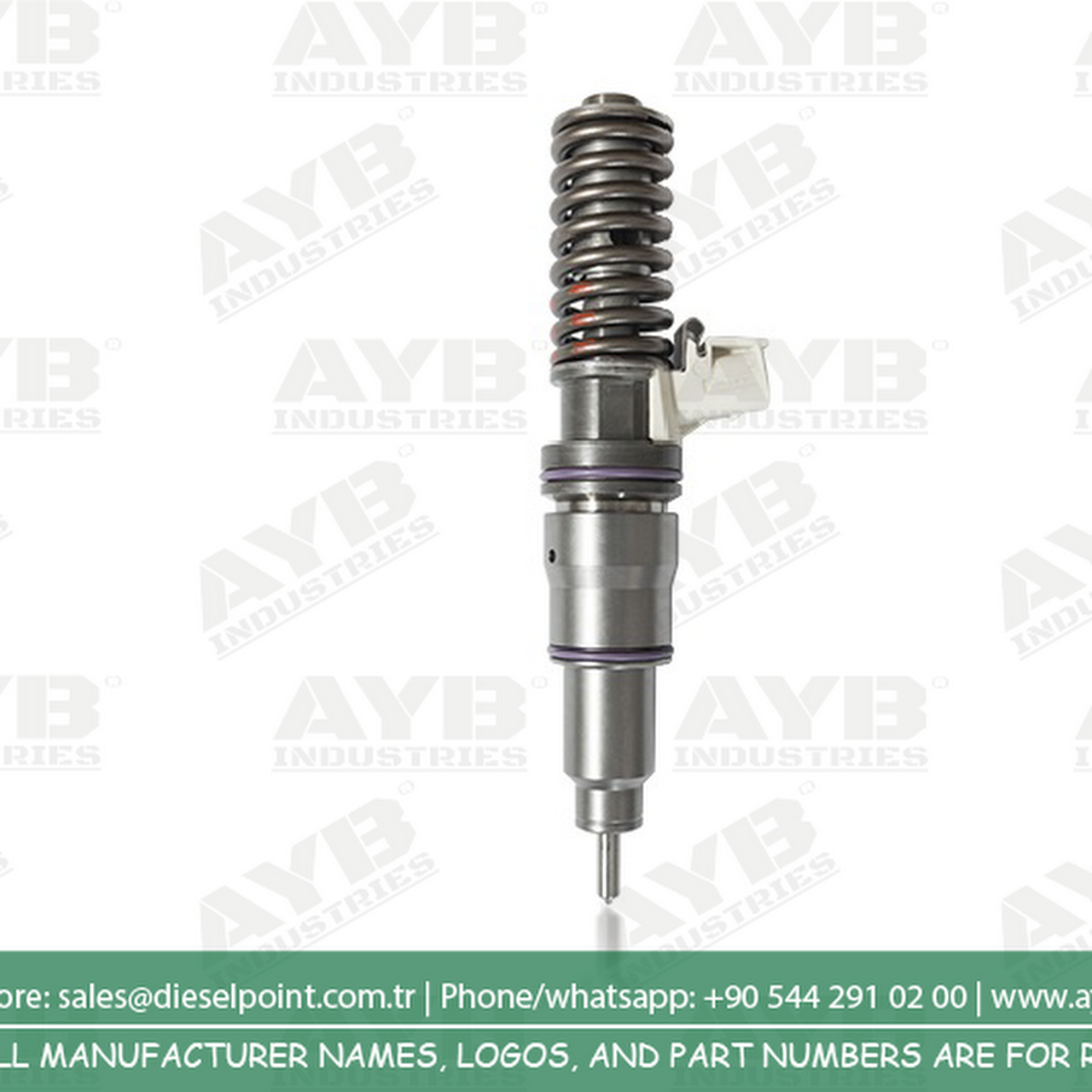 AYB INDUSTRIES - Auto Parts Store