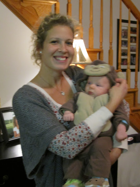 Photo: My sister Jen and Cam.