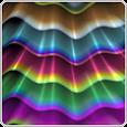 Light Wave Free Live Wallpaper icon