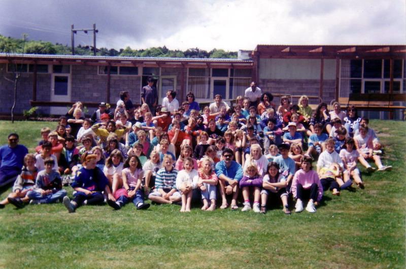 School Camp 1989