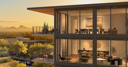 Ascent at The Phoenician: Scottsdale's Highest Luxury