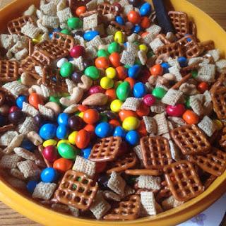 Summer Snack Mix.