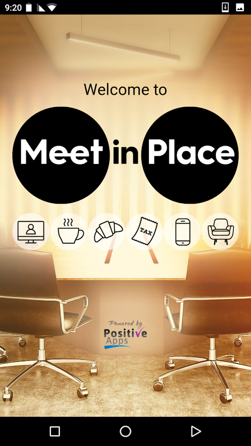 Meet In Place- screenshot