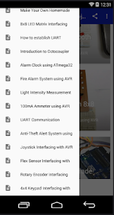 Download AVR Microcontroller Projects For PC Windows and Mac apk screenshot 4