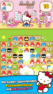 Hello Kitty Friends - Tap & Pop, Adorable Puzzles Screenshot