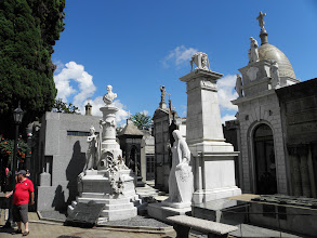 Photo: Recoleta Cemetary