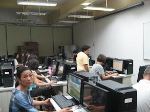 Photo: 20110919頭份(一)電腦軟體應用與實作MS Office Word與Excel 002
