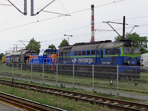 Photo: Od prawej: ST44-1208, SM42-2126 (Kolprem), M62-1843 (Orlen KolTrans, dzierżawa od Ecco Rail) {Bydgoszcz Główna; 2015-07-19}